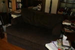 LaZBoy Chair-and-a-half
